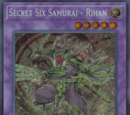 Secret Six Samurai - Rihan