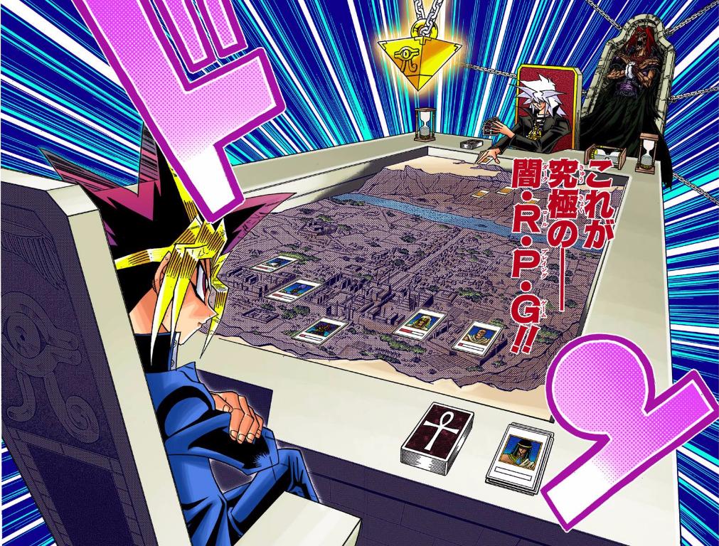 Shadow RPG | Yu-Gi-Oh! Wiki | Fandom