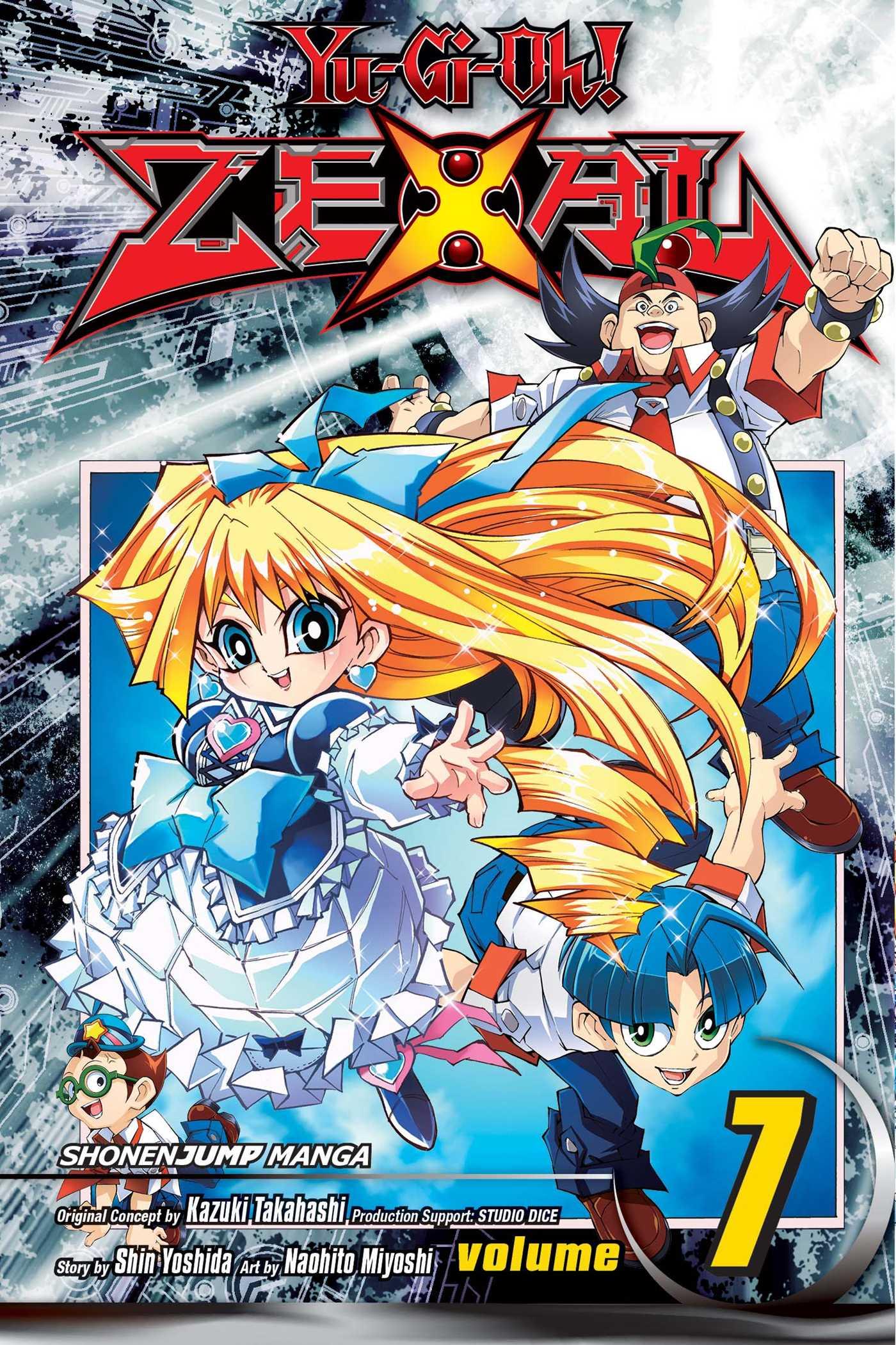 <i>Yu-Gi-Oh! ZEXAL</i> Volume 7