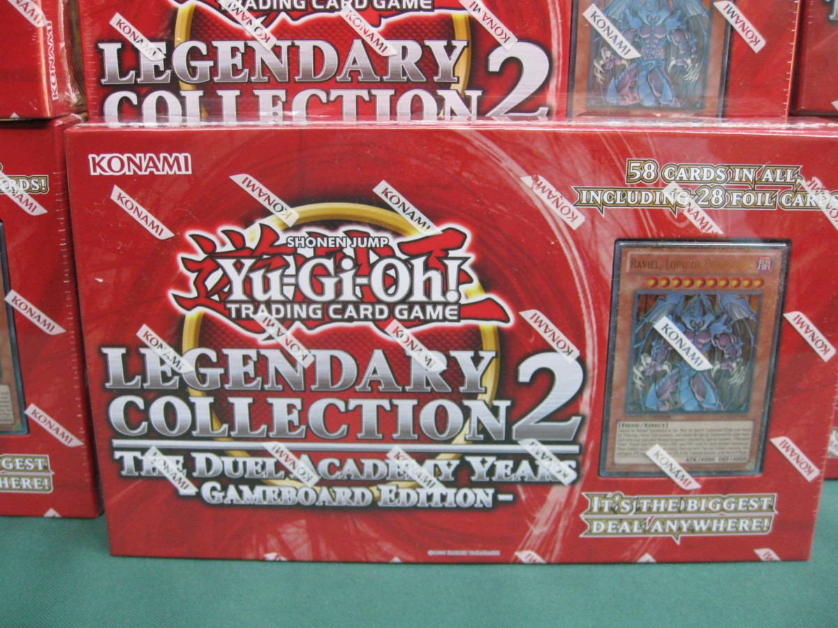 Court of Justice Yu Gi Oh LC02-EN013