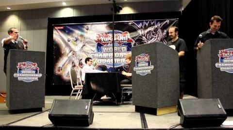 "Seto Kaiba vs Joey Wheeler ""Real Life Yugioh Duel"""