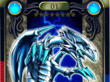 Blue-Eyes White Dragon (Bandai Sealdass)