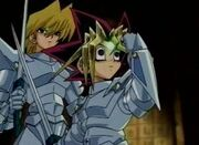 DMx179 Mirror Knight Yugi
