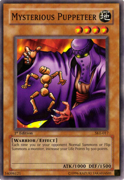 Mysterious Puppeteer Yu Gi Oh Fandom Powered By Wikia