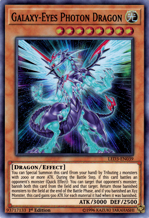 Galaxy-Eyes Photon Dragon | Yu-Gi-Oh! | FANDOM powered by Wikia