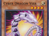 Cyber Dragon Vier