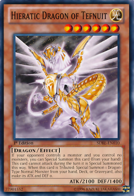 Hieratic Dragon of Tefnuit SDBE
