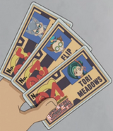 Other Investigation Club Member's Card