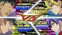 Selena and Silvio VS Security
