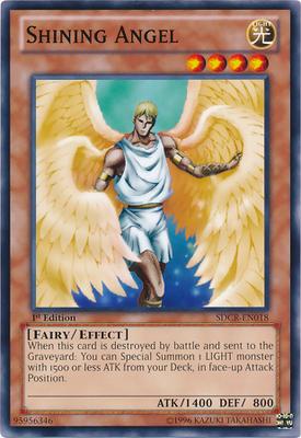Shining Angel SDCR