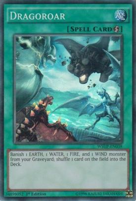 Dragoroar WSUP