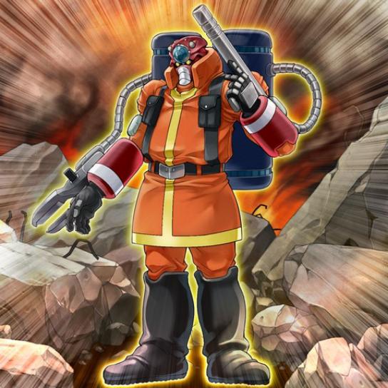 Genex Army Yugioh Fandom Powered By Wikia: File - RescueWarrior-TF05-JP-VG.png