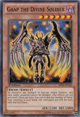 Gaap the Divine Soldier BP01