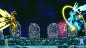 Yu-Gi-Oh! ZEXAL - Episode 134