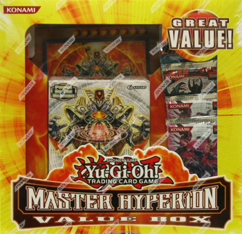 Master Hyperion Value Box