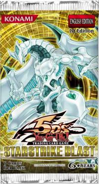 Starstrike Blast cover