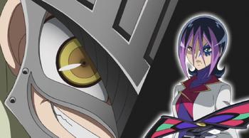 Yu-Gi-Oh! ZEXAL - Episode 054