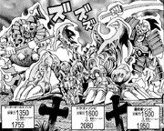 Zombie counterparts - manga