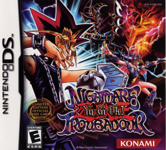 Yu-Gi-Oh! Nightmare Troubadour | Yu-Gi-Oh! | FANDOM powered by Wikia