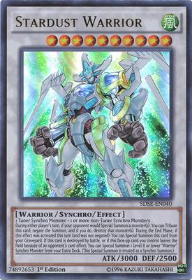 Stardust Warrior SDSE