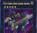 CXyz Comics Hero Legend Arthur