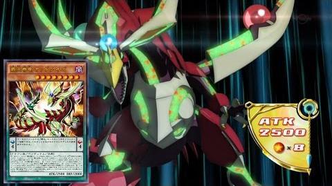 (Eng Subbed) Supreme King Servant Dragon Odd-Eyes Summon 覇王眷竜 オッドアイズ Ep