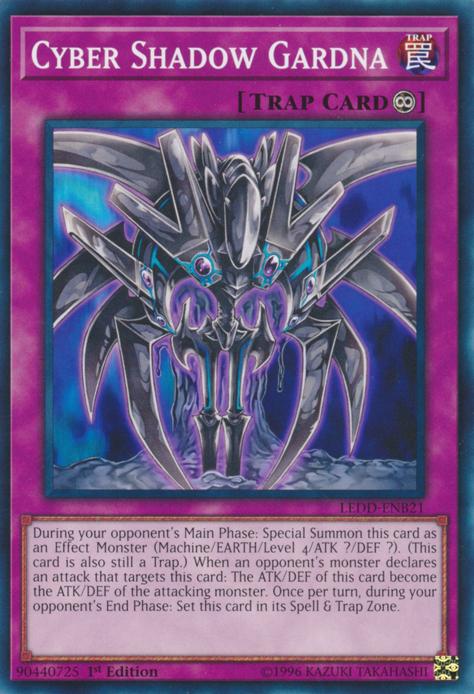 Cyber Shadow Gardna Yu Gi Oh Fandom Powered By Wikia