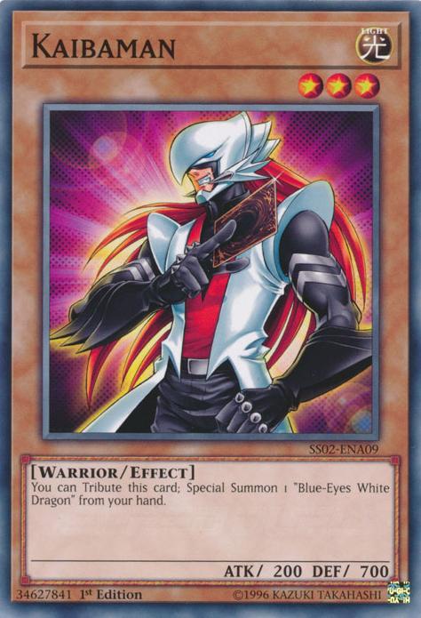 Kaibaman Yugioh Card Genuine Yu-Gi-Oh Trading Card