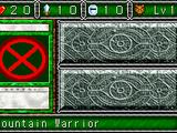 Mountain Warrior (DDM video game)