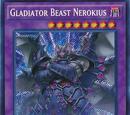Gladiator Beast Nerokius