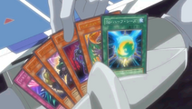 Gallery of Yu-Gi-Oh! 5D's anime cards