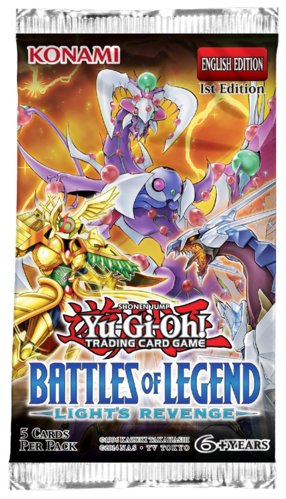 Battles of Legend: Light's Revenge
