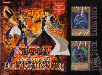 Duel Master's Guide promotional cards