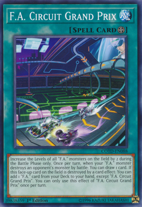 f a circuit grand prix yu gi oh fandom powered by wikia. Black Bedroom Furniture Sets. Home Design Ideas