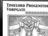 Timelord Progenitor Vulgate (manga)