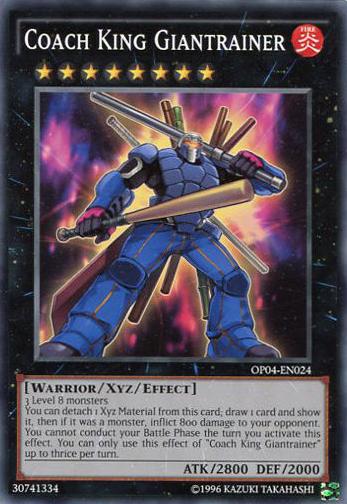 rank 3 warrior xyz
