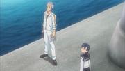 Takeru deciding to move to Den City