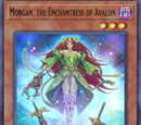 Morgan, the Enchantress of Avalon