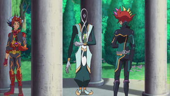 Yu-Gi-Oh! VRAINS - Episode 055