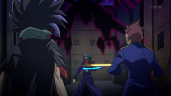 Yu-Gi-Oh! ARC-V - Episode 018