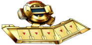 Battle City Beta Disk - Gold