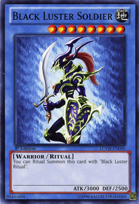 Black Luster Soldier LCYW