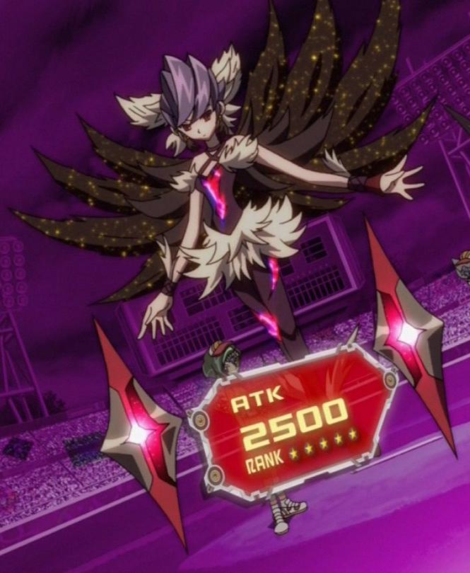 CXyz Dark Fairy Cheer Girl (anime) | Yu-Gi-Oh! | FANDOM powered by Wikia