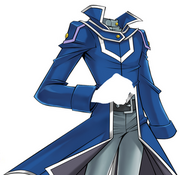 Obelisk Blue Uniform - MALE