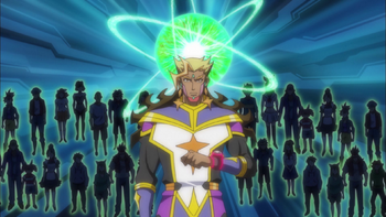 Yu-Gi-Oh! VRAINS - Episode 100