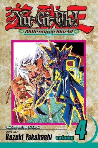 <i>Yu-Gi-Oh! Millennium World</i> Volume 4