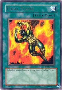 Final Flame LOB