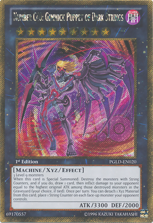 Number C40: Gimmick Puppet of Dark Strings | Yu-Gi-Oh ...Number C40 Yugioh
