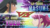 Yuzu VS Masumi