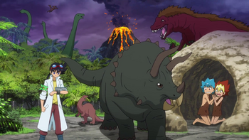 Yu-Gi-Oh! SEVENS - Episode 009